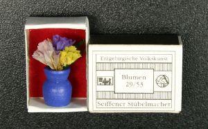 Blumen blau 29/53