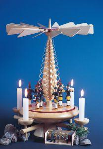 Tischpyramide mit Bergmannskapelle 085/369